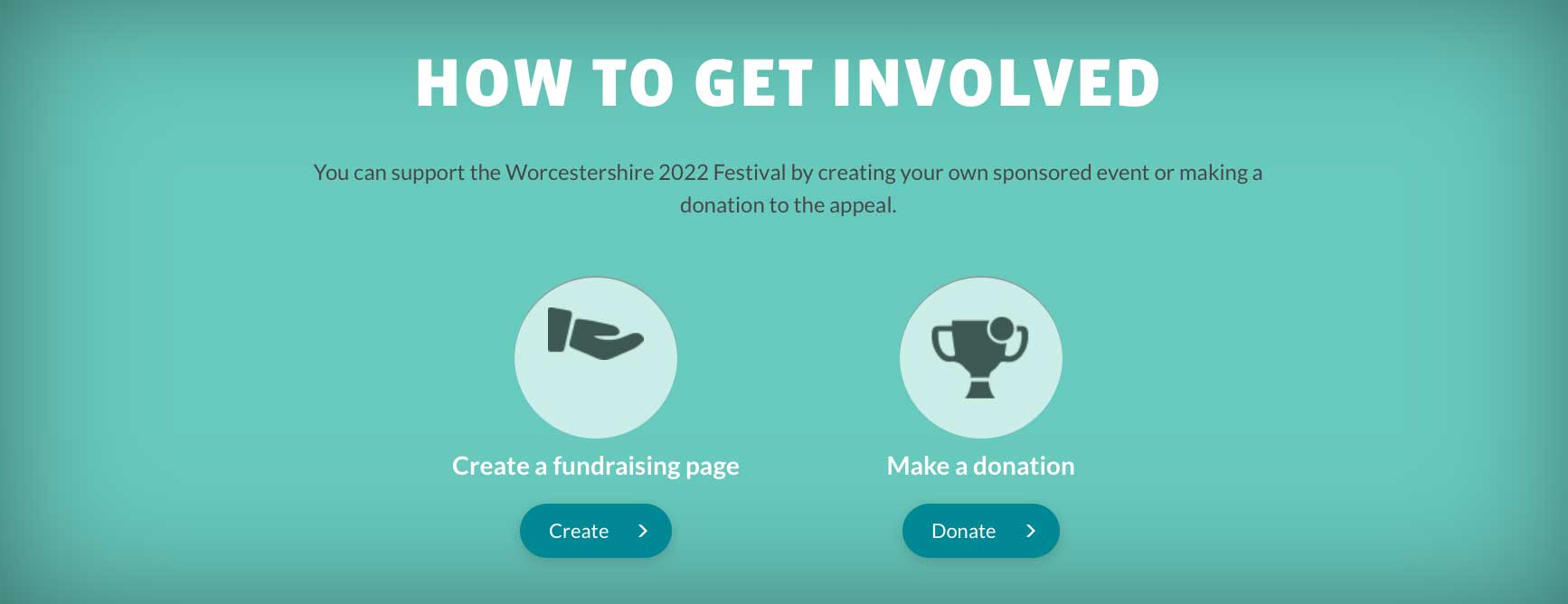Easy Steps to support the Festival here...