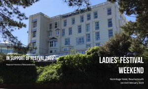 The Ladies' Festival Weekend @ Hermitage Hotel Bournemouth | England | United Kingdom