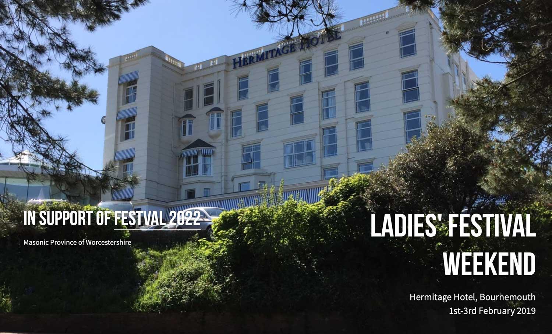 The Ladies' Festival Weekend